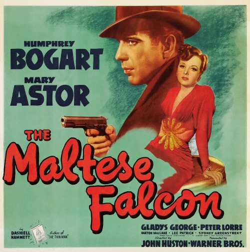 Poster - Maltese Falcon, The (1941)_02